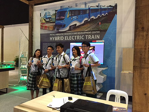 Hybrid Electric Train